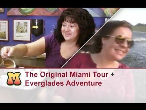 Everglades adventure bang bus