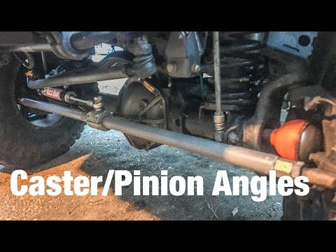 Alignment Caster//Pinion Angle Bolt Kit-Suspension Control Arm Bolt 82390