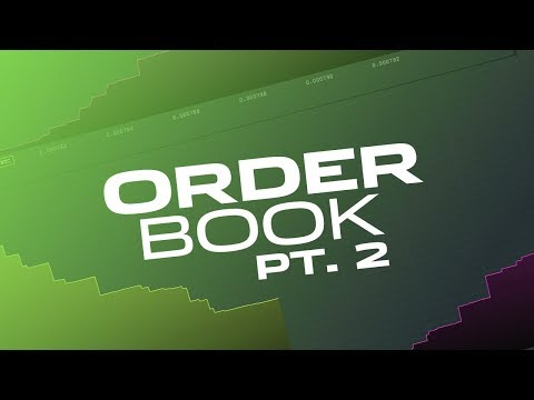 Order Book Trading Level 2