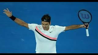 Федерер Чон — самый быстрый полуфинал на  Арене Рода Лейвера матч Federer Chung
