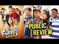 Fukrey Returns PUBLIC REVIEW | First Day First Show | Pulkit, Varun, Ali Fazal, Manjot Singh, Riccha