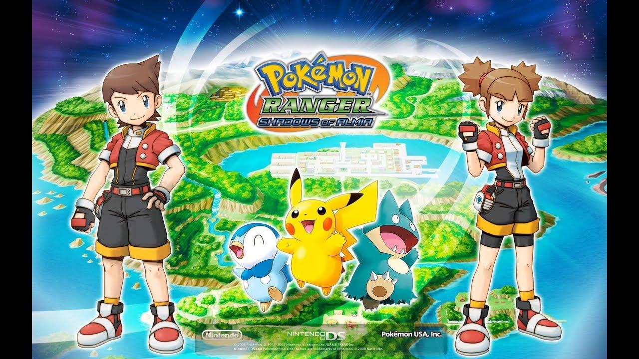 pokemon ranger rom nds download