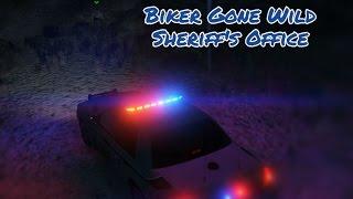 COPS ONLINE - Sheriff's Deputies - Stopping Reckless Bikers