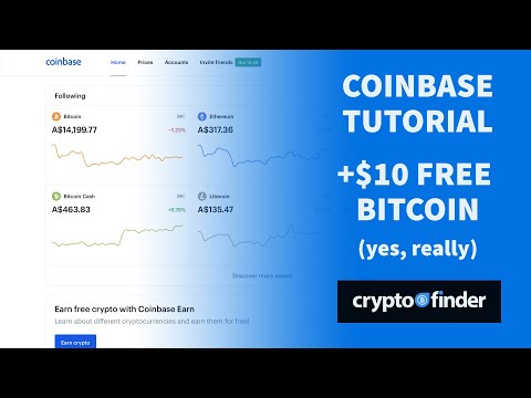Coinbase Tutorial (How To Buy Bitcoin)
