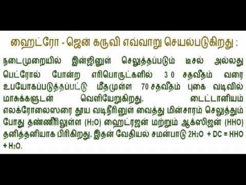 Fuel Saver Tamil 9244395082.