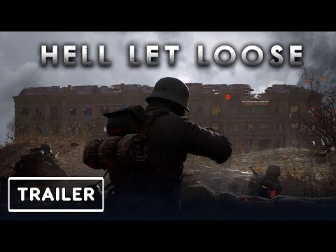 Hell Let Loose получит общий мультиплеер между Xbox Series X | S и Playstation 5