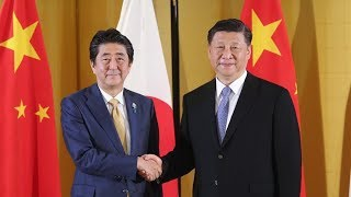 President Xi and Shinzo Abe reach 10 agreements on ties