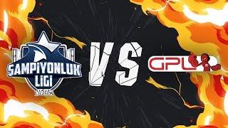 2016 IWC All-Star | TCL vs GPL 1.Maç | Yarı Final Maçları