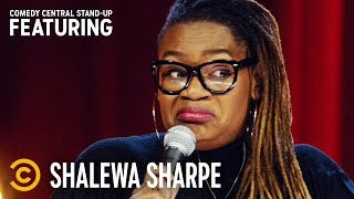 How Black People React When White People Do Something Well - Shalewa Sharpe - Stand-Up Featuring