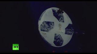 Презентация официального мяча Чемпионата мира по футболу FIFA 2018 в России