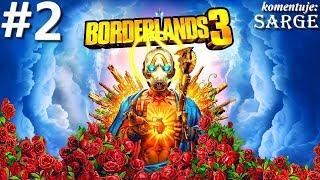 Borderlands 3 PL (PS4 Pro gameplay 2/3) - Drogowa rozwałka