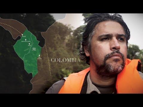 El Tapón del Darién, una de las zonas más intransitables de América Latina - DOCUMENTAL BBC MUNDO
