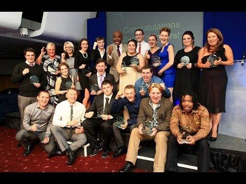 Hugh Baird College Awards Evening 2013