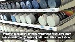 Teollisuusmaalit Kokkola Storen Väri Oy