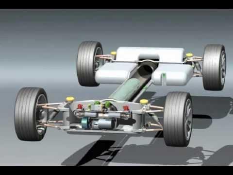 INGOCAR  170 mpg Hydraulic Hybrid  with  Free-Piston Engine