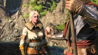The Witcher 3 - On Thin ice: Avallac