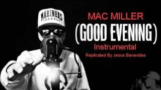 Mac Miller - Good evening instrumental