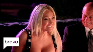 RHOBH: Eileen Gives Erika the Greatest Gift of All (Season 7, Episode 1)   Bravo