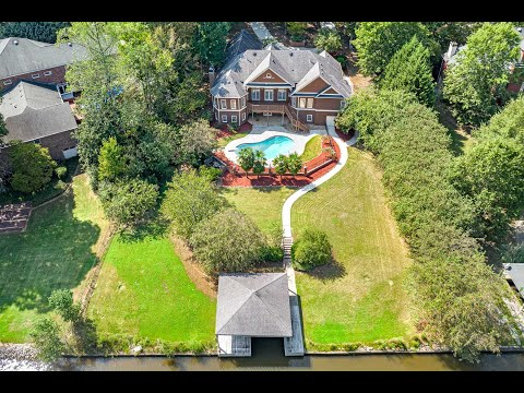 8620 Canal Dr, Jonesboro, GA   Lake Spivey Waterfront
