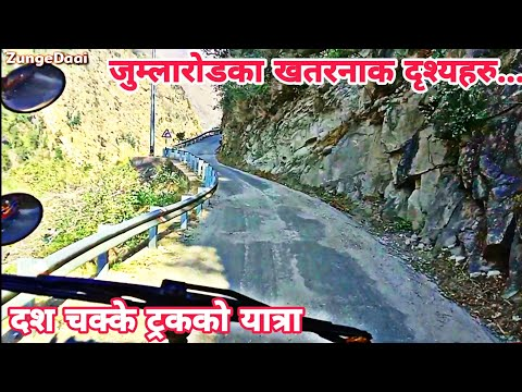 Most Dangerouse Nepali Roads || Highway To Off Road Truck Journey