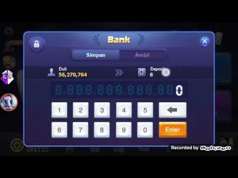 Domino qq android cheat chip 100% work - YouTube