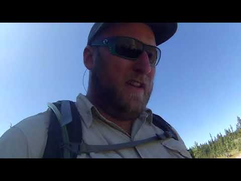 Fly Fishing And Hiking The Bechler River In Yellowstone NP 2019