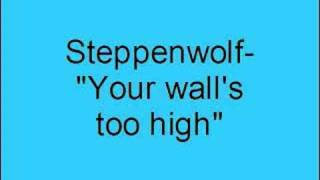 Play Your Wall's Too High