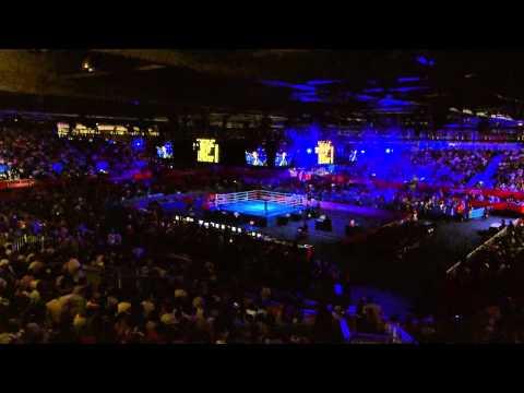 Chris Lloyd 2012 Super Heavyweight Final Intro