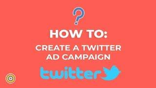 Twitter Reklam Kampanyası Oluşturma - E-ticaret Eğitimleri