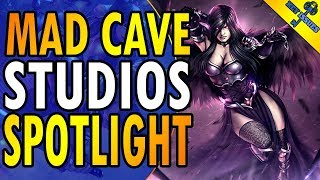 Mad Cave Studios Spotlight and Review thumbnail