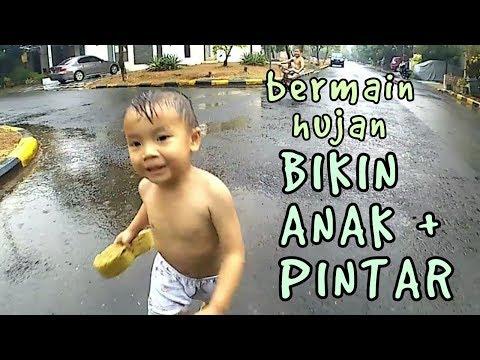 Main Hujan Hujanan   Lagu Anak Tik Tik Bunyi Hujan