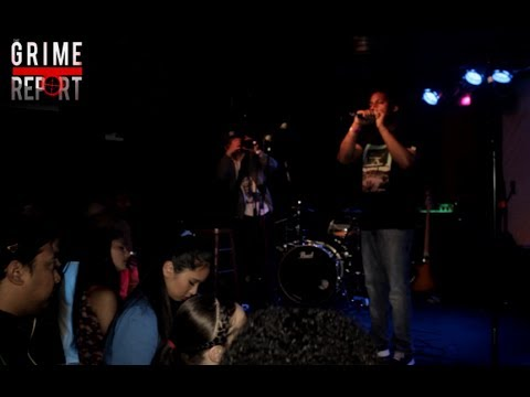 Klashnekoff Live At Brixton Jamm [Revolution] 23/5/14