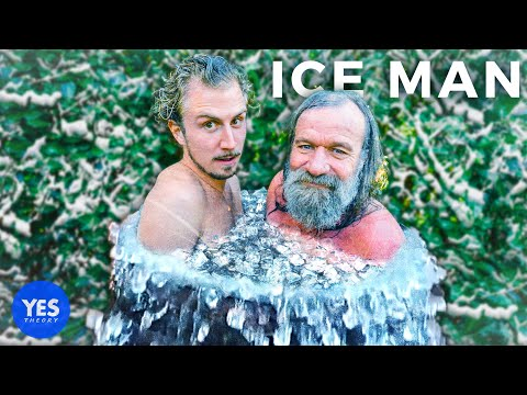 LIVING WITH ICE MAN FOR 24 HOURS (Wim Hof)