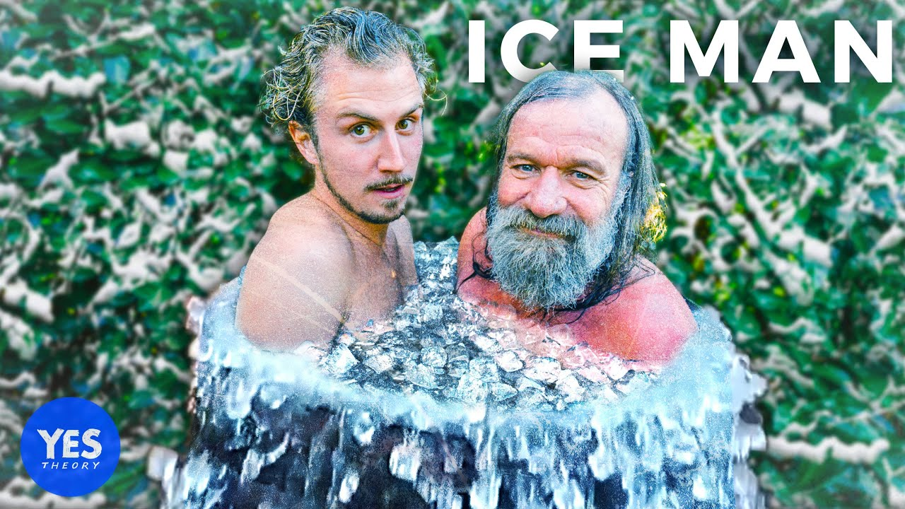 I Moved In With Ice Man For 24 Hours... (Wim Hof)