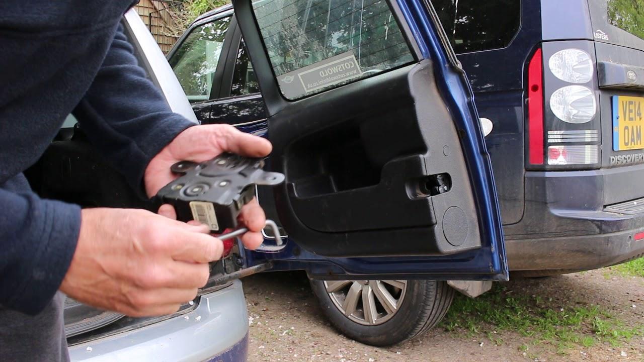 Mini Cooper Clubman Rear Door Problem