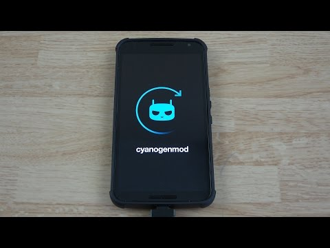 How To Install CyanogenMod 12 (CM12) on the Nexus 6!