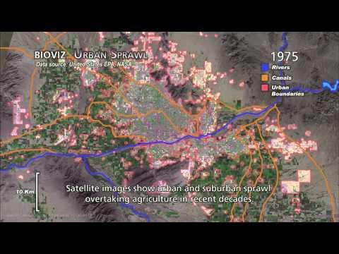 Science Bulletins: Urban Sprawl—Phoenix