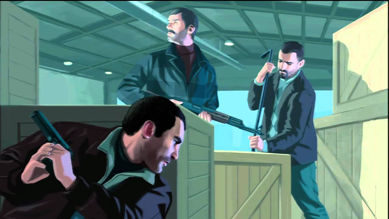 HD-PVR Problem fixed! [GTA 4 Loading Screen] [PS3 | HD]