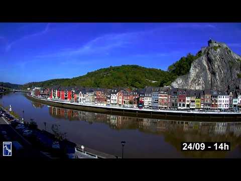 Dinant - Chômage de la Meuse