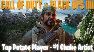 Black Ops 4 Gold Grind - Top Potato Player - #1 Choke Artist - Family Friendly (Xbox One)