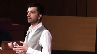 The Story of an Improviser   Ehsan Ghavimi   TEDxUniversityOfAberdeen