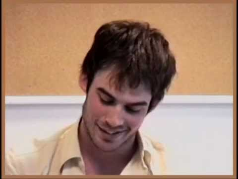 LOST - Ian Somerhalder/Boone Audition Tape