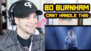Download lagu Bo Burnham - Can't Handle This REACTION!!! MP3