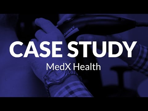 Case Study: MedX Health  |  Prototyping in the Medical Industry
