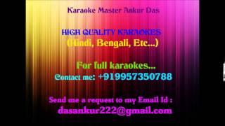 Woh Chali Woh Chali Dekho Pyaar Ki Gali Karaoke Bombay Vikings By Ankur Das 09957350788