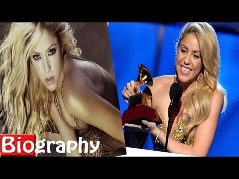 "Biography Singer Shakira | Colombian Pop Singer Who Is Known For The Hits ""Whenever, Wherever"""