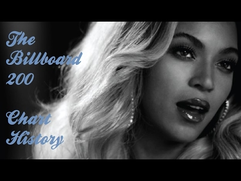 Beyoncé - The Billboard 200 Chart History