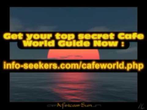Cafe World Cheat