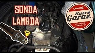 Jak wymienić sonde lambda i sprawdzić grzałke - Retro Garaż #15