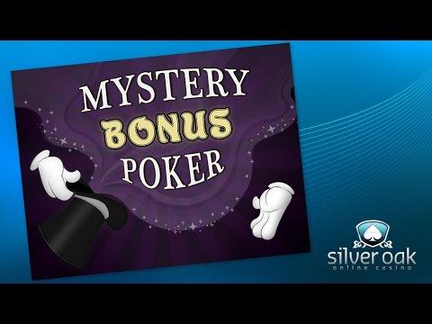Watch Mystery Bonus Poker Video From Silver Oak Casino